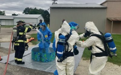 Online vs On-site HazMat Training
