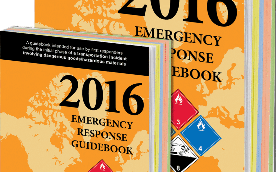 What is the Emergency Response Guidebook?